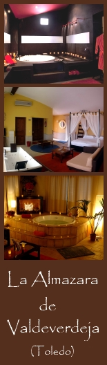 hotel romantico avila: