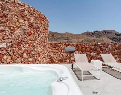 10 suites con jacuzzi exterior privado for Jacuzzi exterior terraza