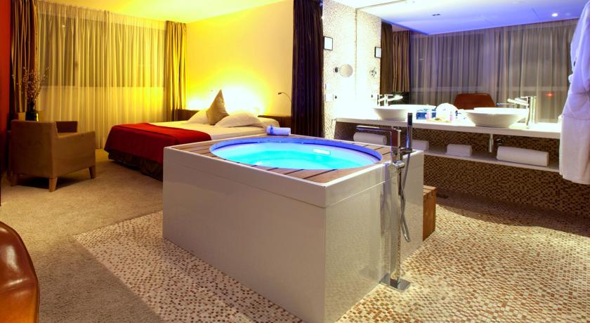 hoteles rurales con suite: