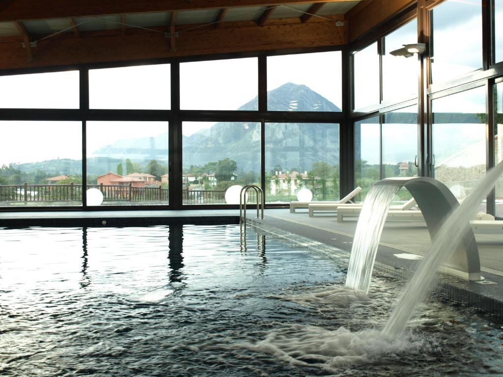 spa romantico de hotel de Asturias